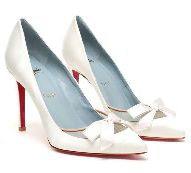 louboutin wedding shoes uk