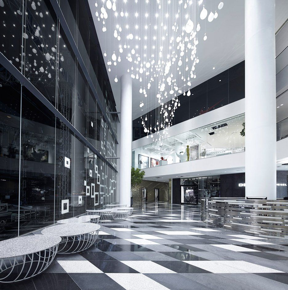Nendo has transformed shopping space in Bangkok into Lifestyle Labs 7