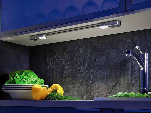 Ritter Leuchten LED-Unterbauleuchte Lightracer Licht \ Leuchten - unterbauleuchten led küche