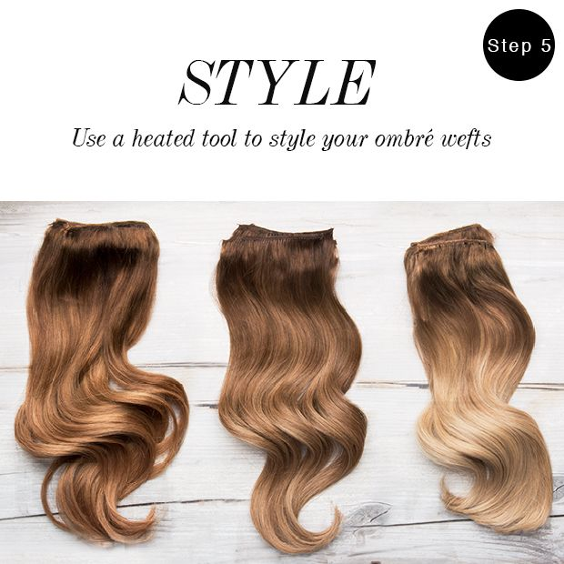 Ombre weft hair extensions for sale hairstyle ideas the best way to ombre hair extensions crowning glory pinterest pmusecretfo Choice Image