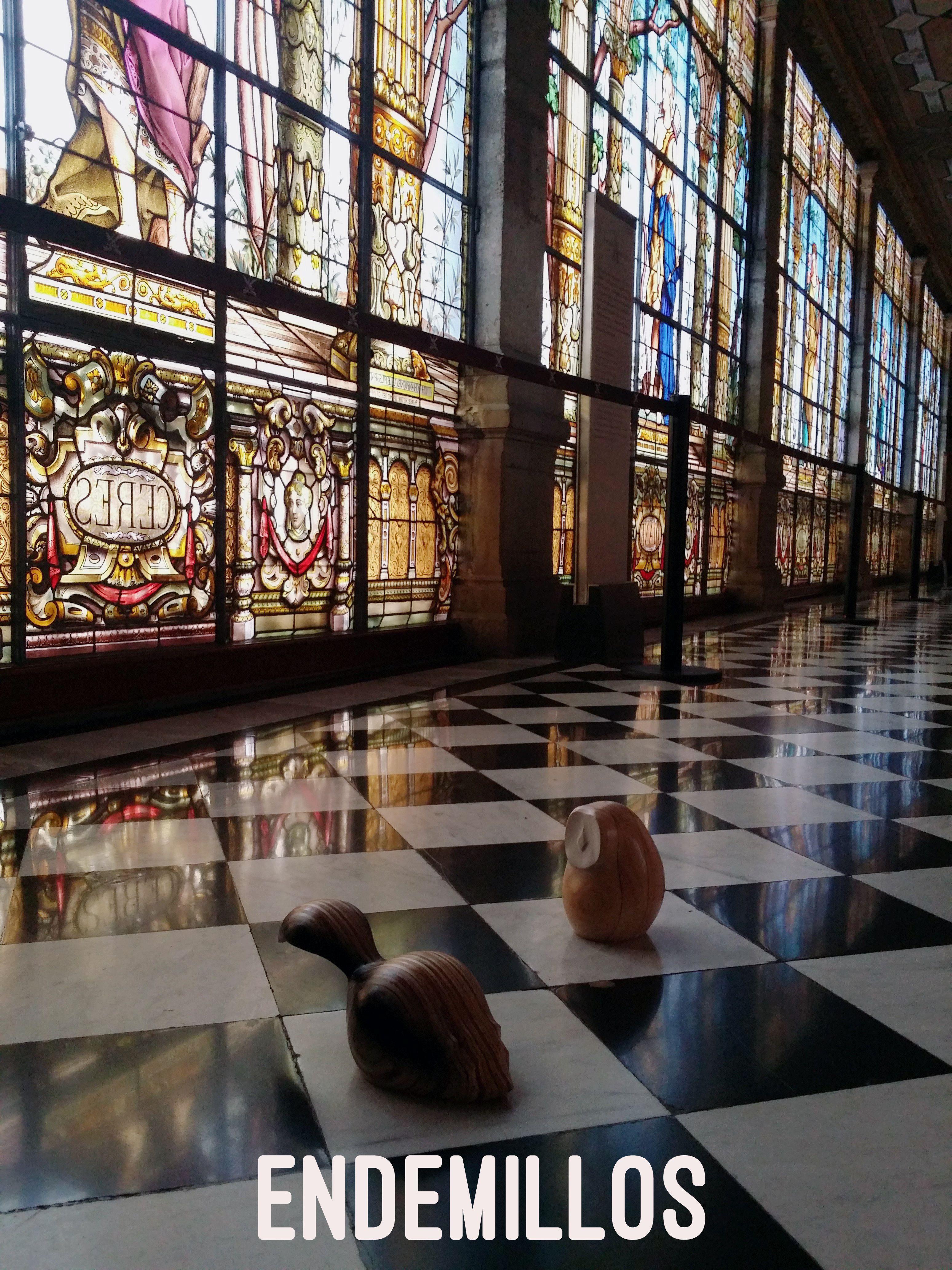 #Endemillos  en el Palacio de Chapultepec en Ciudad de México