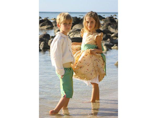 Vestidos y trajes para pajes de boda | Bodas | Pinterest | Pajes de ...