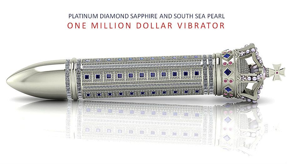 Most expensive vibrator
