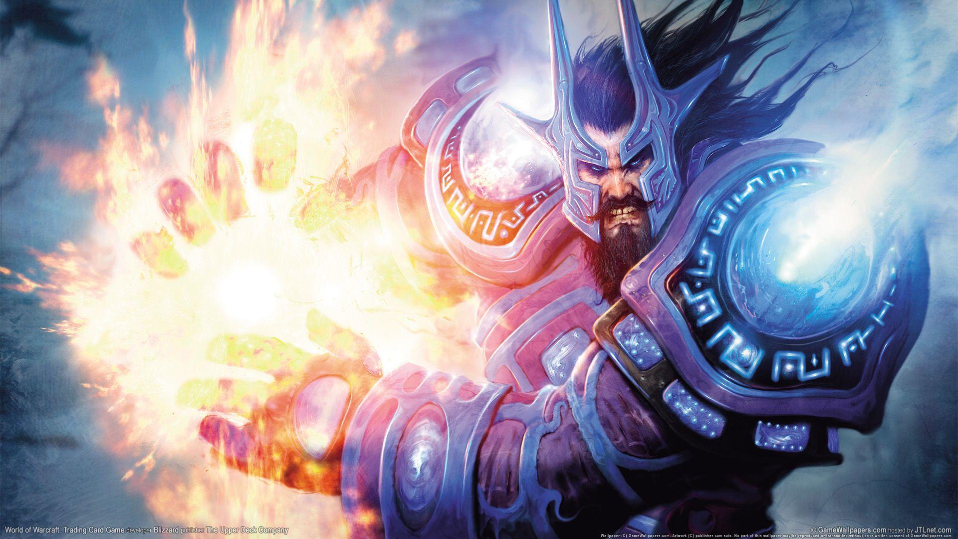 Mage WoW wallpaper World of Warcraft Pinterest