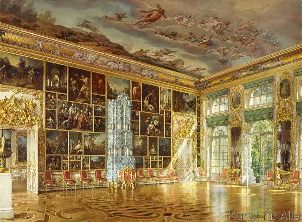 Fine Art Reproduction Carskoe Selo Picture Gallery By