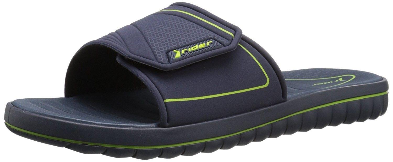 Men's Tour II Adjustable Slide - Blue/Blue - C5127LQC3NJ | Sport sandals,  Fashion sandals, Men