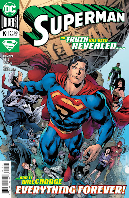 Superman 19 Review in 2020 Superman comic books