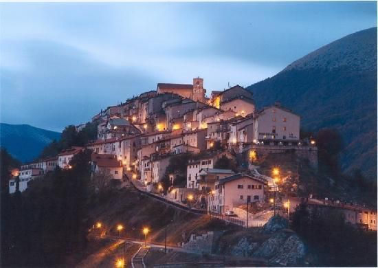 Opi, Italy! Cannot wait to hear about Corinn's visit! So excited for her!