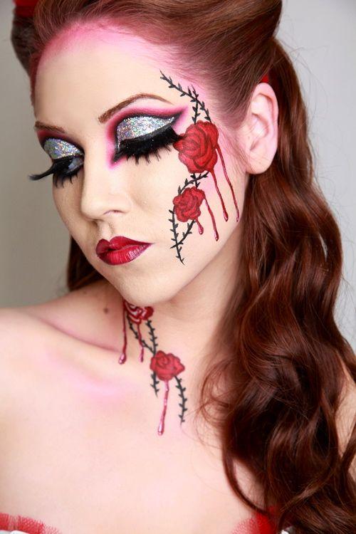 Queen Of Hearts By Mirandajory On Deviantart Fantasy Makeup Makeup Inspiration Makeup