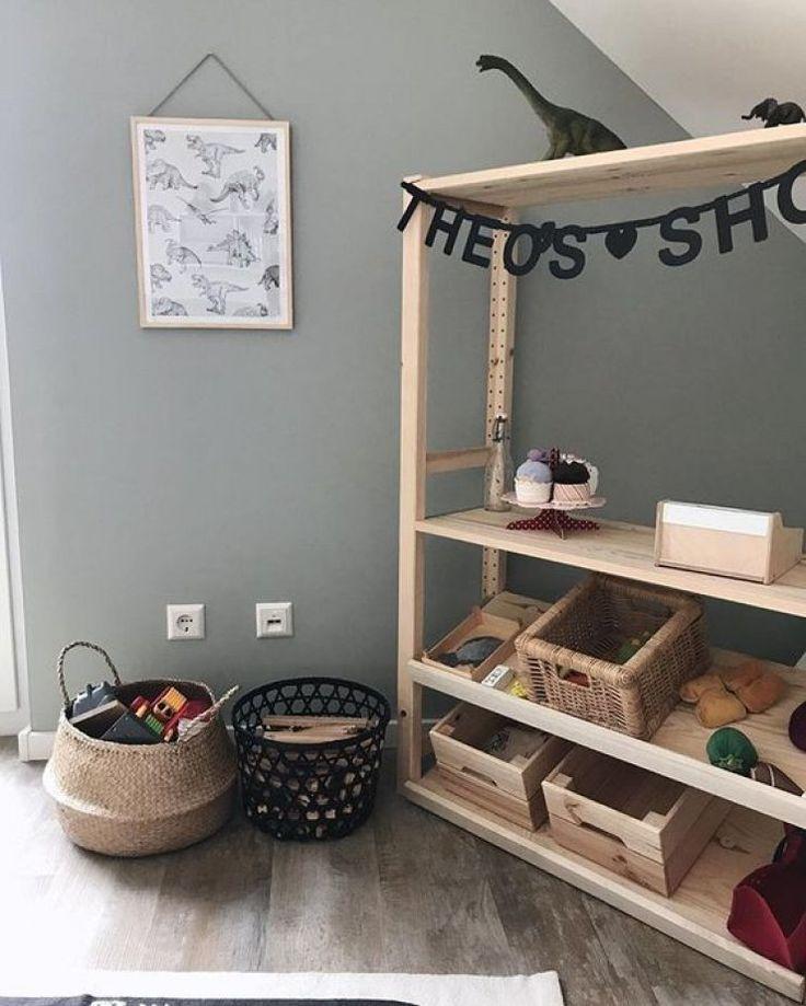 MommoDesign 10 Möglichkeiten, IKEA IVAR im Kinderzimmer