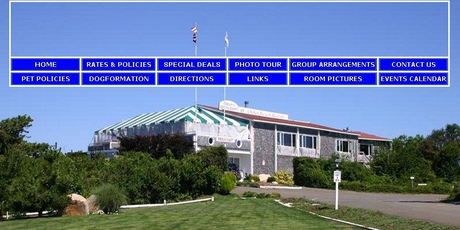 Outer Reach Pet Friendly Resort North Truro Massachusetts Pet Friendly Resort Cape Cod Resorts North Truro