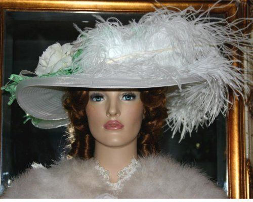 Edwardin Tea Hat from the film Somewhere in Time