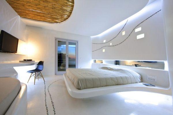 Das moderne Schlafzimmer komplett gestalten - http://freshideen ...