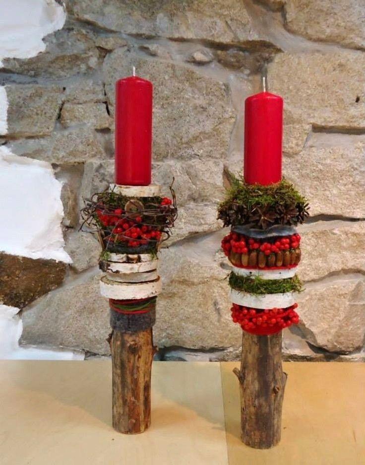 Adventn sv cen weihnachten pinterest weihnachten weihnachtsdekoration und kerzen - Moderne weihnachtsdekoration ...