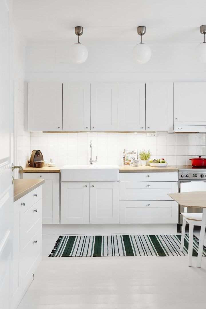 Iluminaci n extra en la cocina cocina n rdica cocina for Focos iluminacion interior