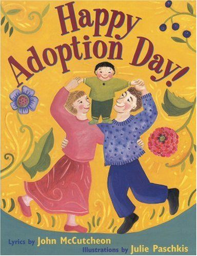 Adoption Day celebration ideas.