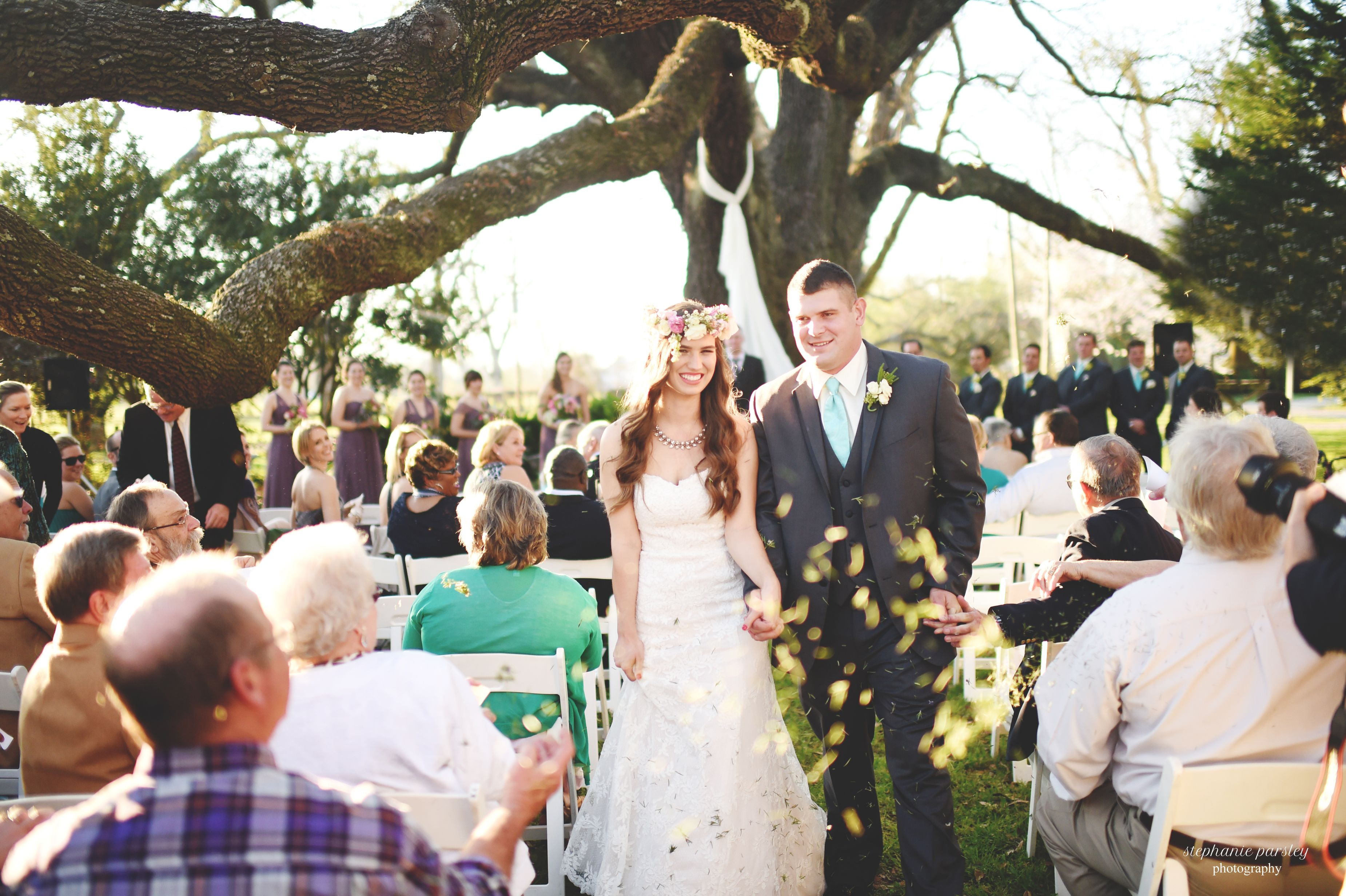 kate + jeremy | louisiana wedding | stephanie parsley photography