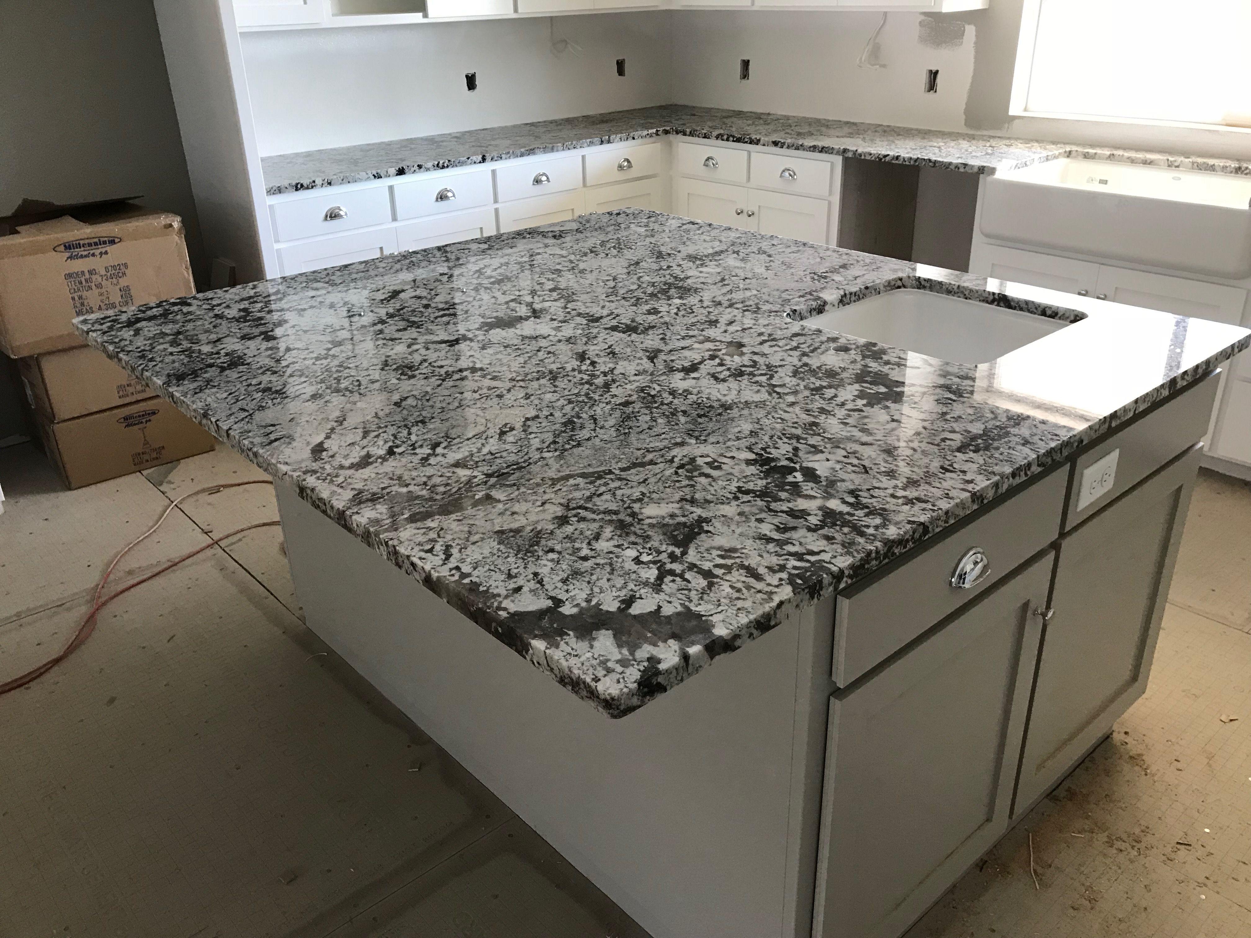 3cm Lennon Granite With Eased Edge Lennon Granite Countertops