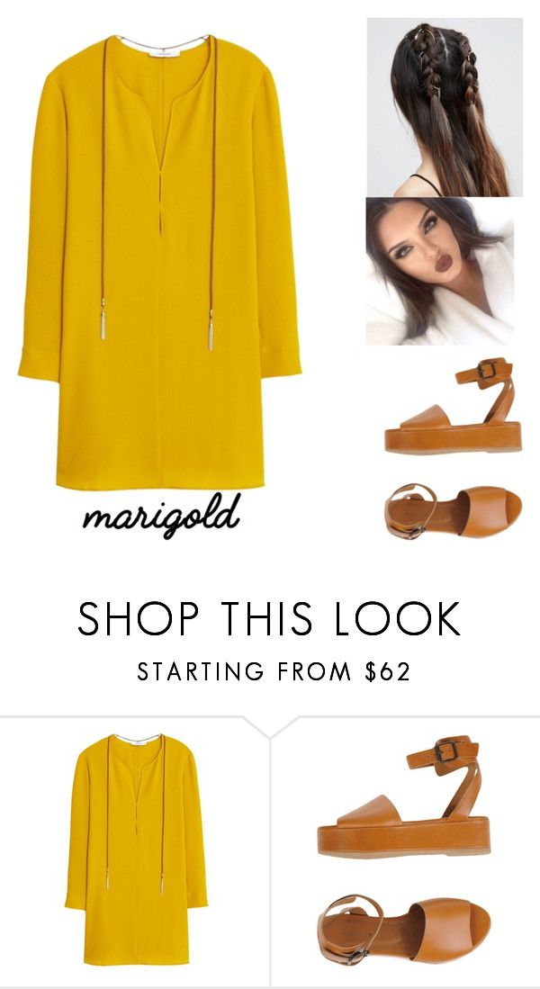 """""""No. 446"""" by kissesjaeee ❤ liked on Polyvore featuring MANGO, Sessùn and ASOS"""