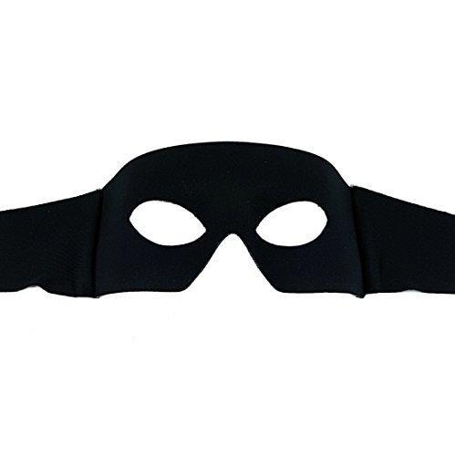 8d24f480f38e Zorro Black Mens Masquerade Mask - Italian Superior Quality from Samantha  Peach