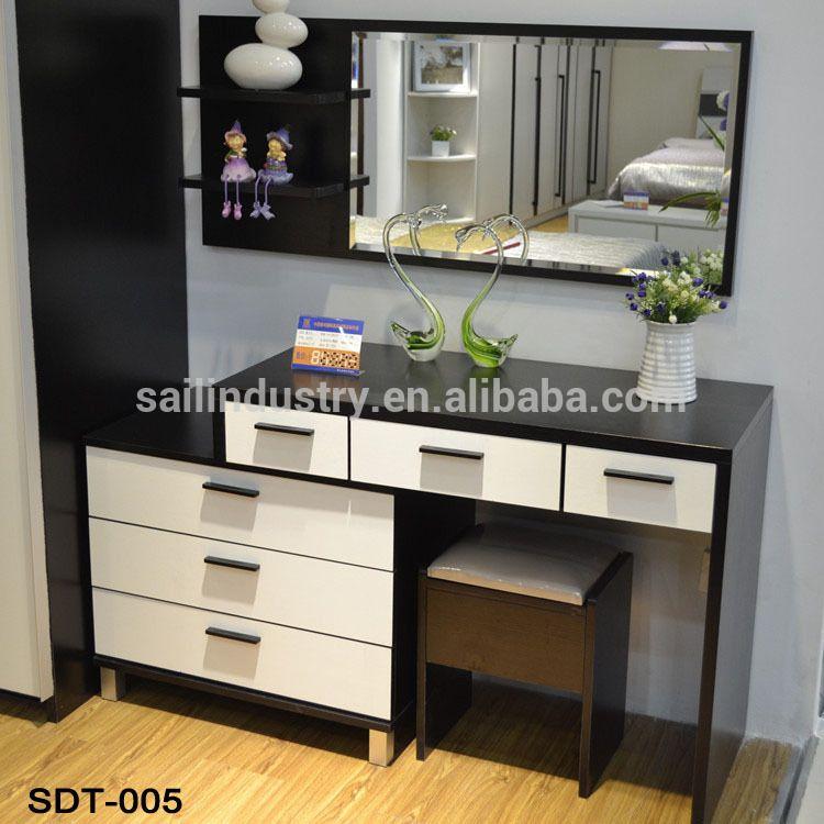 Resultado de imagen para de melamina para dormitorios con tocador closet pinterest tocador - Tocador moderno dormitorio ...
