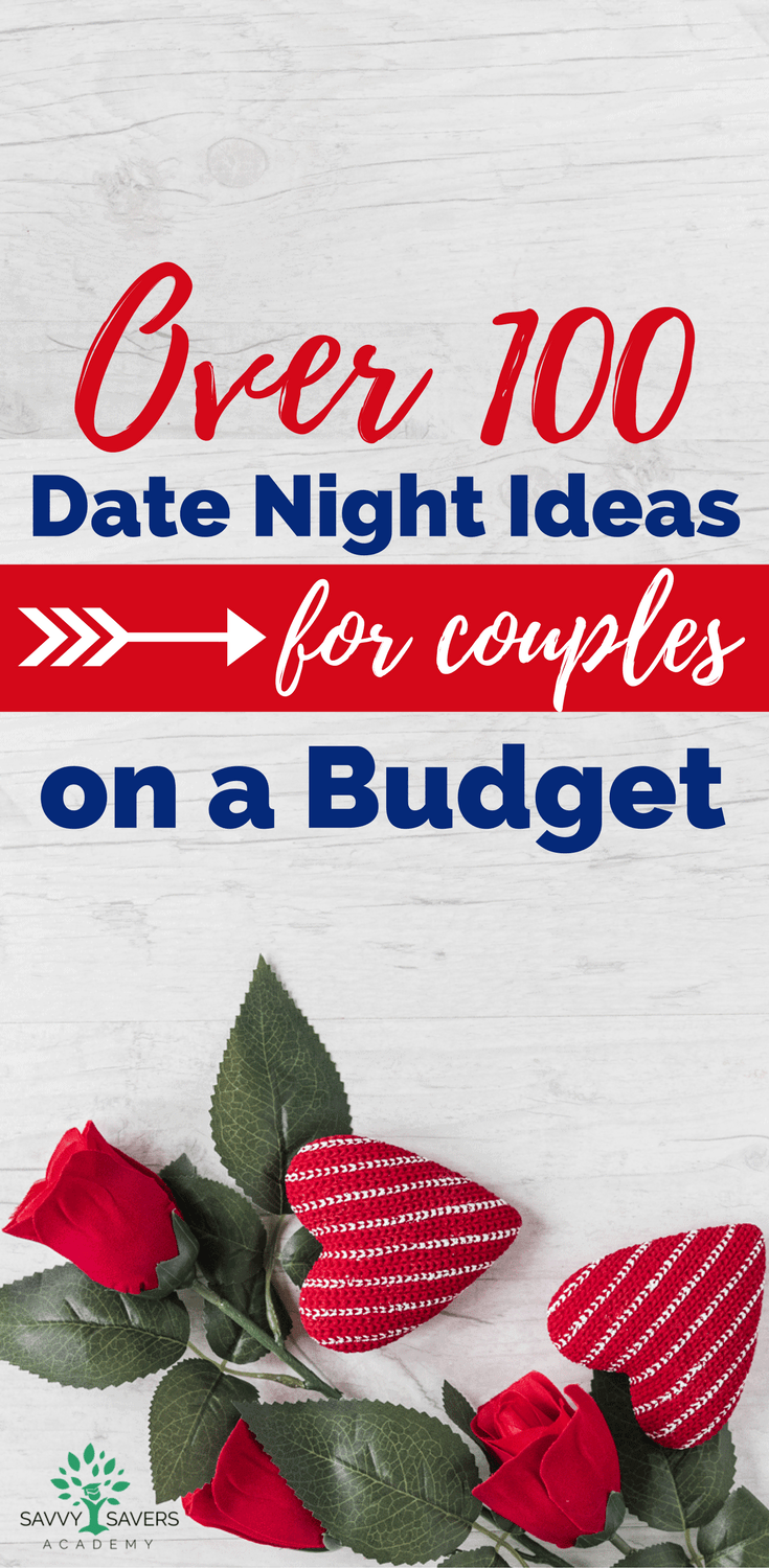 the best list of date night ideas for couples on a budget