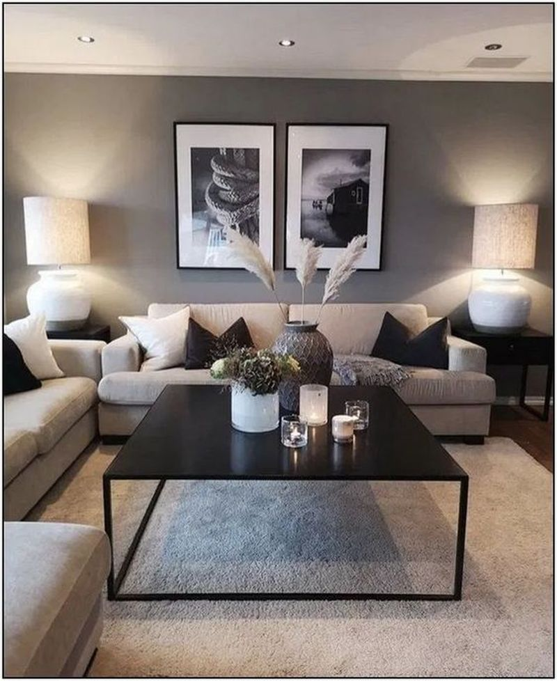 34 Cozy Modern Minimalist Ceiling Lights For Living Room Homeflish In 2020 Cozy Living Room Design Living Room Decor Apartment Small Living Room Decor