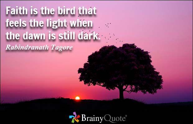 Rabindranath Tagore Quotes | Rabindranath tagore, Bird quotes and ...
