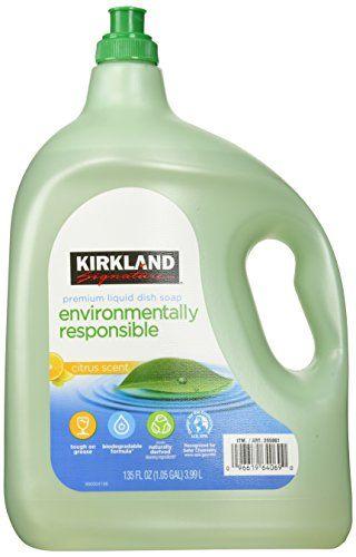 Kirkland Signature Environmentally Responsible Ultra Liqu