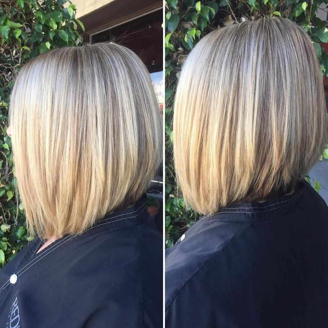 60 Beautiful and Convenient Medium Bob Hairstyles