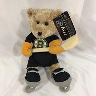 f29aa16f6e3 My NHL Boston Bruins Plush Teddy Bear Stuffed Animal Toy Mascot Ice Hockey  NEW