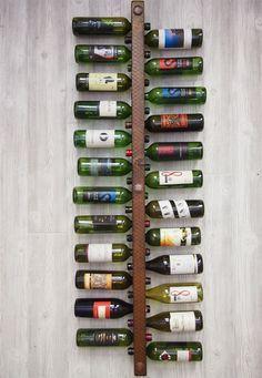 Vertical Wine Racks High Capacity Avec Images Rangement Bouteille De Vin Etageres A Bouteilles De Vin Rangement Vin