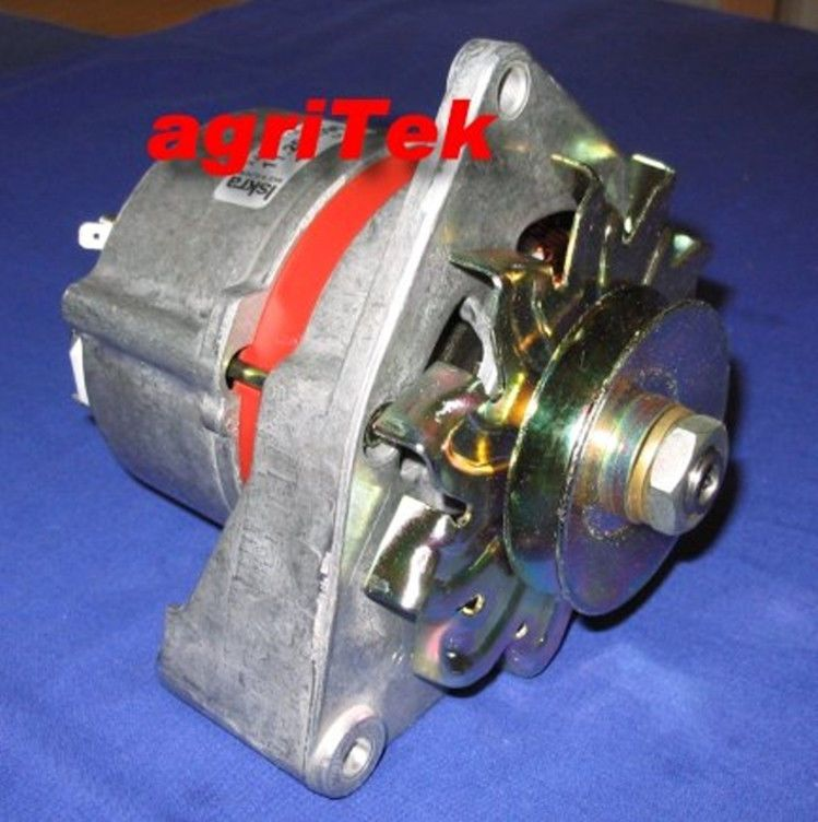 Generator 14V 65A inkl Regler für Fendt Trecker Schlepper Lichtmaschine