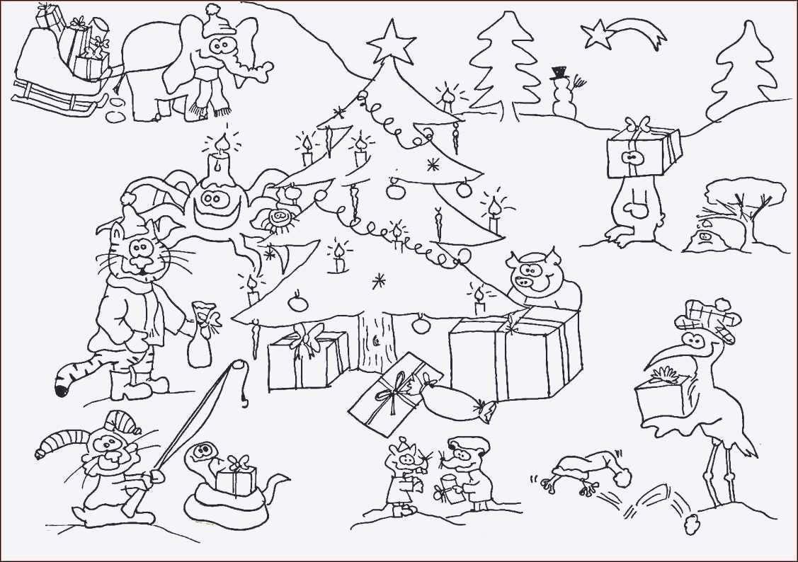 58 Reizend Ausmalbilder Weihnachten Krippe Kostenlos