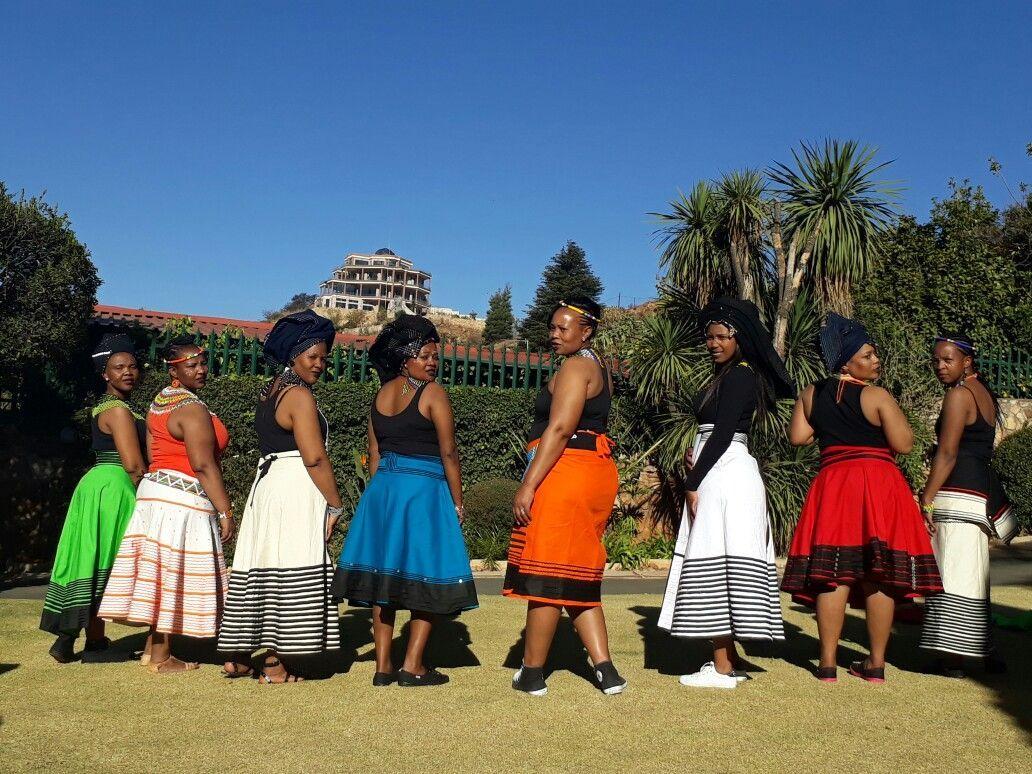 Umbhaco xhosa umxhosa traditional attire traditionalafricanfashion