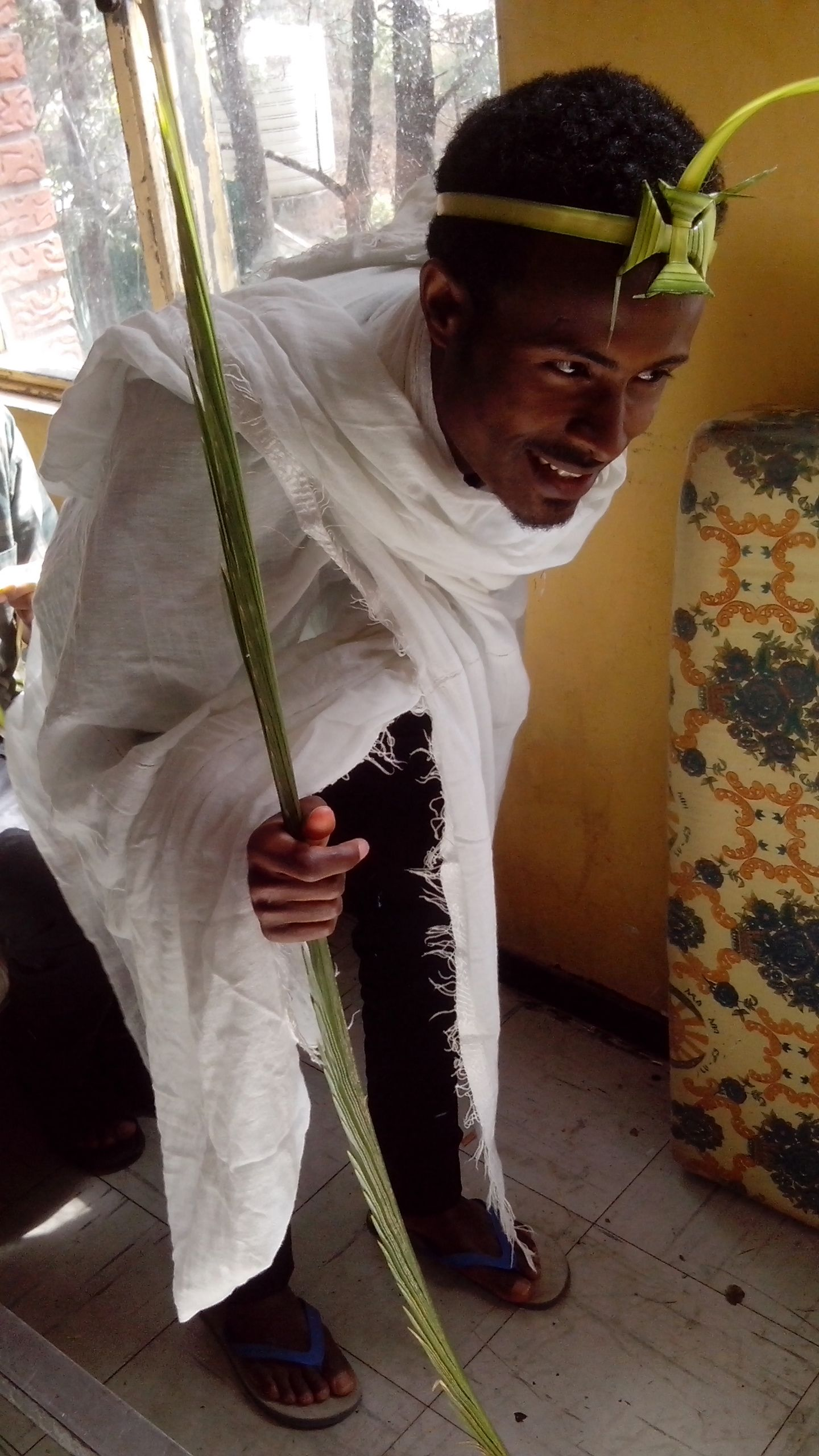 An Orthodox Tradition of Celebrating Hosanna in Ethiopia. Hosanna in the Highest!