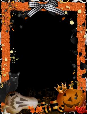 Cuadros para fotos de halloween 39