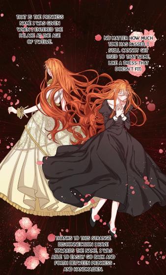 Lucia Manga Manhwa Webtoon anime Romance Fantasy