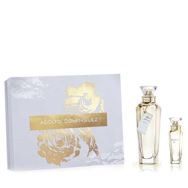 Women's Perfume Set Agua Fresca De Rosas Adolfo Dominguez (2 pcs) – Karanube 𝔀𝔀𝔀.𝓴𝓪𝓻𝓪𝓷𝓾𝓫𝓮.𝓬𝓸𝓶 𝓦𝓸𝓻𝓵𝓭𝓦...