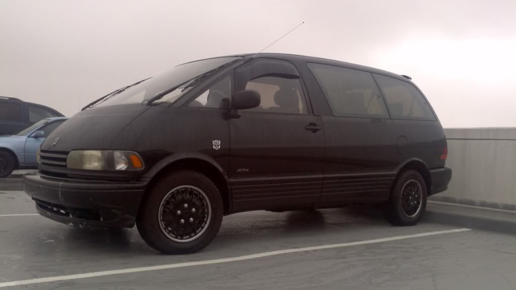 Post Pics Of Your Previa Here Page 12 Toyota Nation Forum Toyota Car And Truck Forums Toyota Previa Toyota Cars Toyota