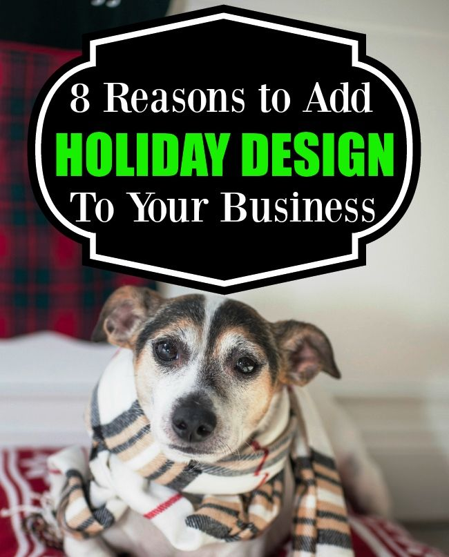 8 Reasons You Should Add Holiday Design to Your Business Model - If you are a home stager or designer, you should offer holiday design and Christmas decorating services to your clients. Here's 8 reasons why you should do this right away...