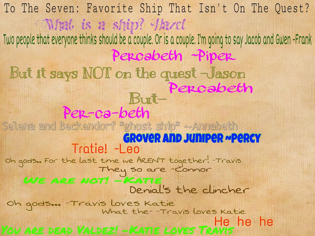 The Seven S Favourite Ships That Are Not On This Quest