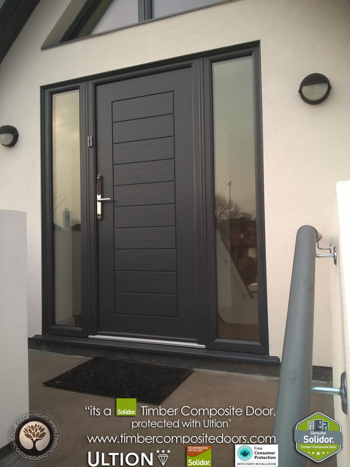composite doors exterior. Black Bedroom Furniture Sets. Home Design Ideas