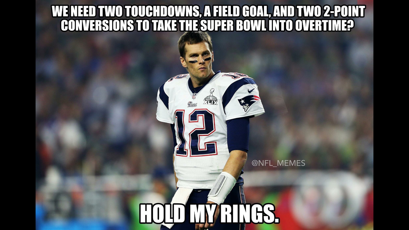 Pin By Jennifer On Humor Patriots Memes Tom Brady New England Patriots Memes