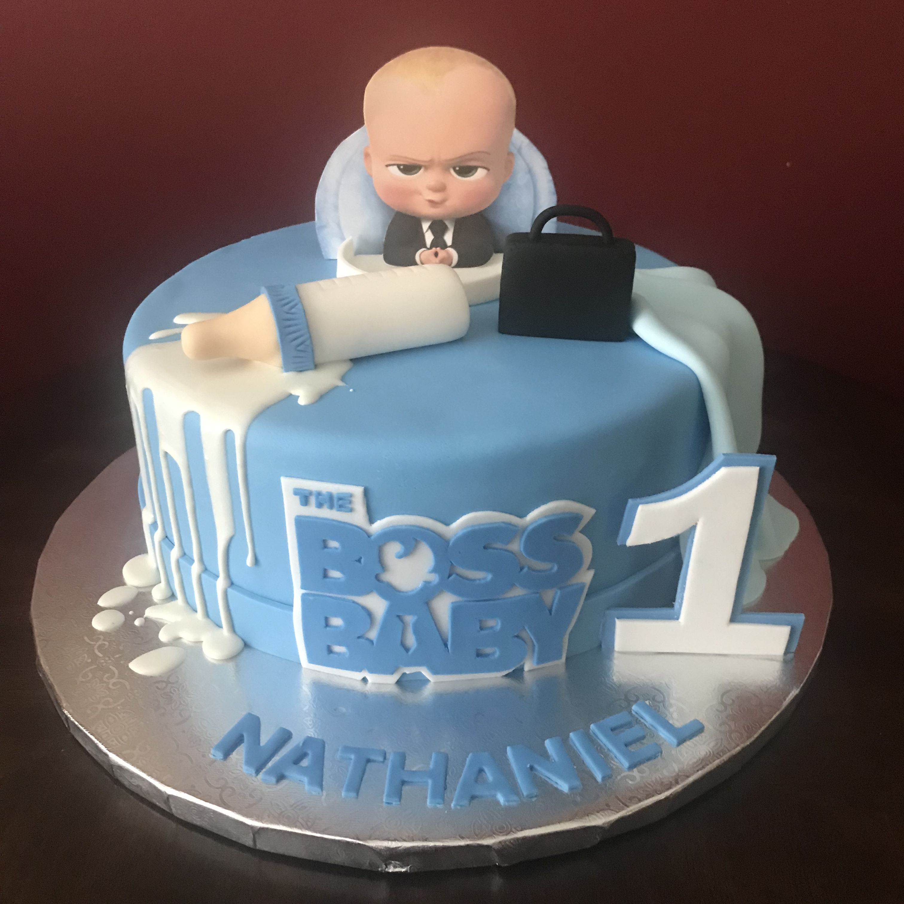15+ Boss baby cake decorations inspirations