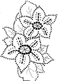 Strass Blume 2 Vorlagen Einzelteile Ss06 Bling Rhinestone 4