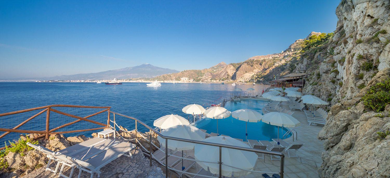 Atahotel Capotaormina 4stars Hotel Taormina Beach