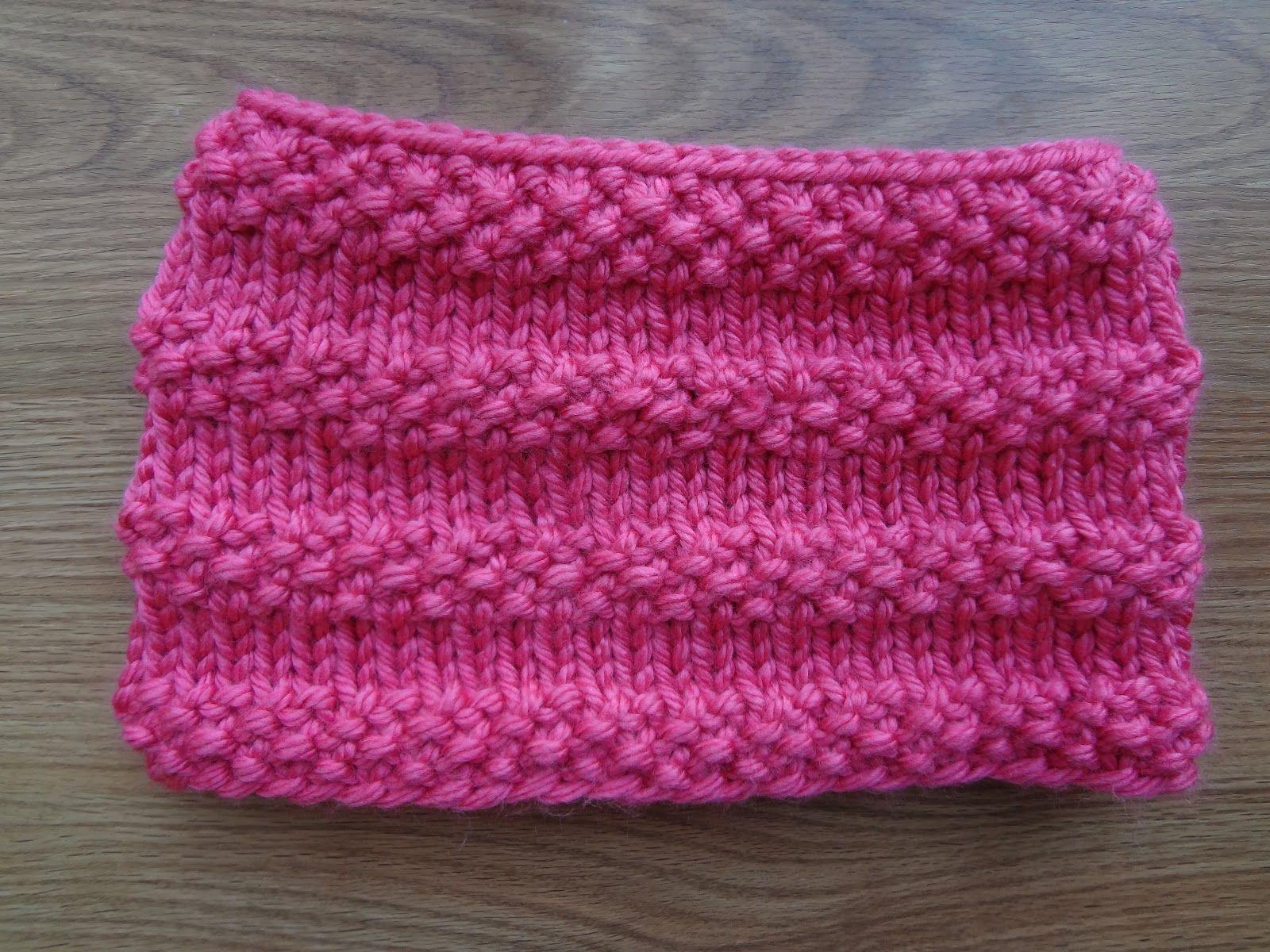 Fiber Flux: Free Knitting Pattern...Bubblegum Cowl! | bufanda ...