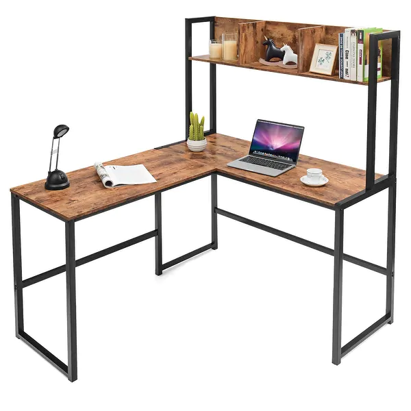 Overstock Com Online Shopping Bedding Furniture Electronics Jewelry Clothing More In 2020 Computer Desks For Home Corner Computer Desk L Shaped Desk