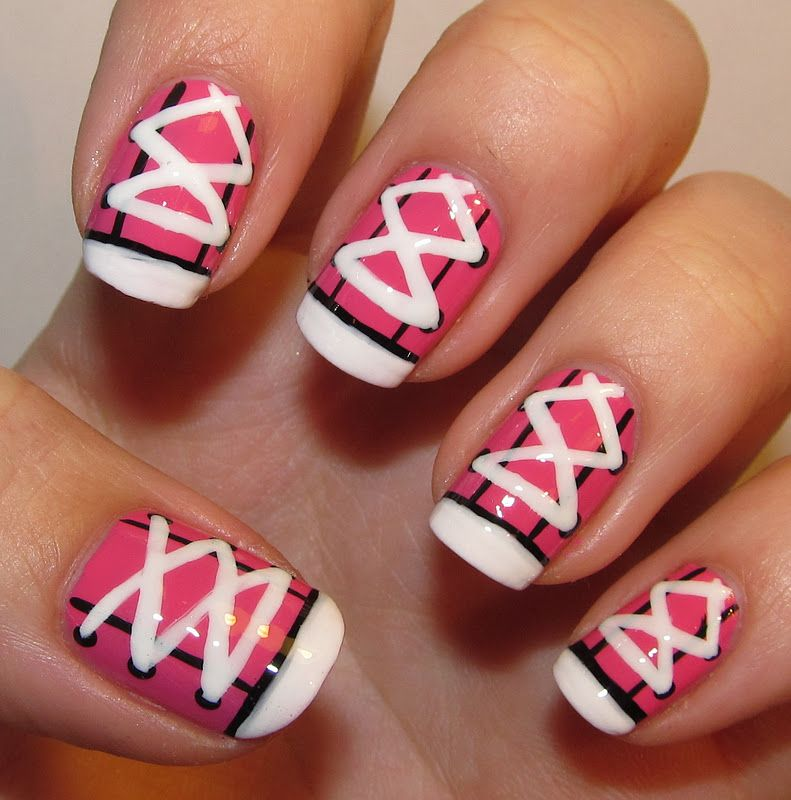 Easy To Do Nail Art: It Is Really Easy To Do! Paint
